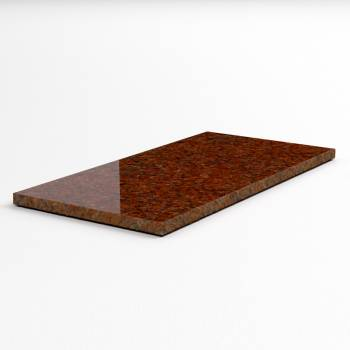 Tile Imperial Red ( Gem Red) 600*600*18 all sawn, top polished